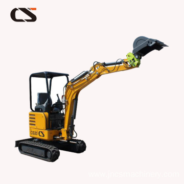small excavator crawler hydraulic machine mini digger