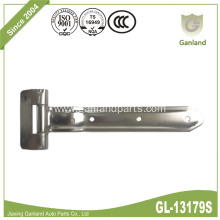 "Personlized Products for China 304 Stainless Steel Door Hinges,Freezer Box Truck Hinge Exporters 16"" Square Corner Door Hinge with Reverse Bracket supply to Lao People's Democratic Republic Manufacturers"