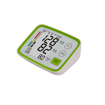 Bloedtestmasjines Sphygmomanometer Digital BP Monitor