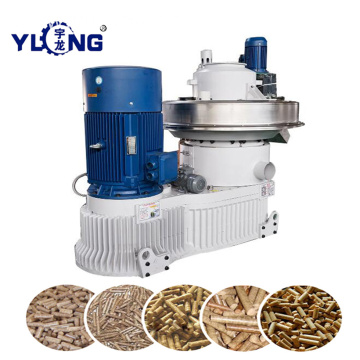 Yulong 132KW  Wood Pellet Mill