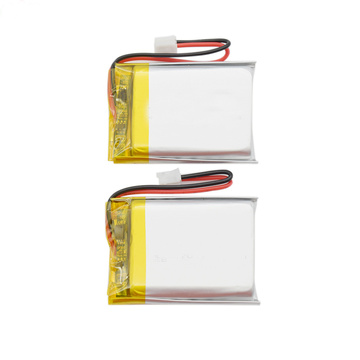 Hot selling 3.7v Battery Lipo 1000mAh rechargeable battery