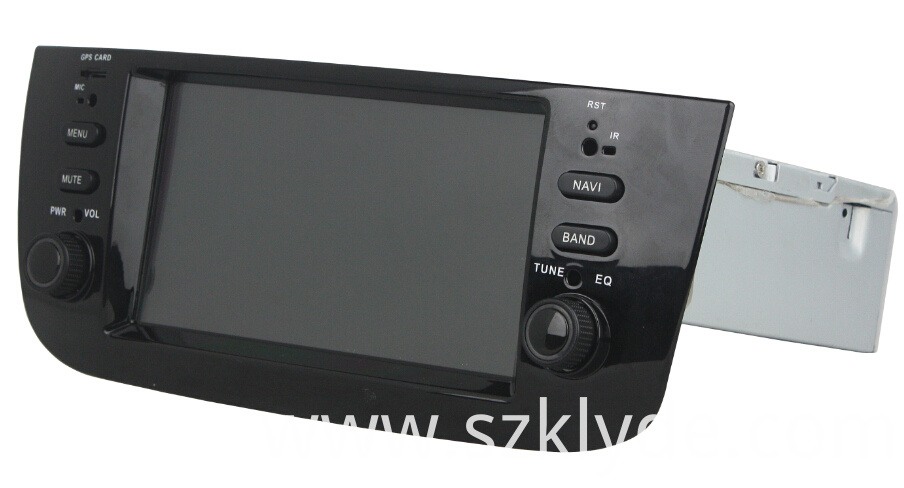 Fiat Linea 2014-2015 Car DVD Player