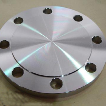 Supply for SS316 Forged Flange DIN2527 Stainless Steel Blind flange SS316 Flange export to Sweden Supplier