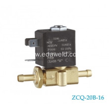 OEM Manufacturer for Europe Type Tube Connector Valve Welding And Cutting Machines Used Solenoid Valve supply to Czech Republic Manufacturer