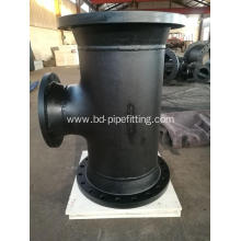 B16.9 pipe elbow flange end
