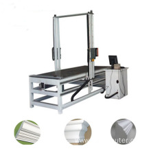 Hot wire eps foam cutter table 2D