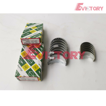 YANMAR 3TNA68 3TNE68 crankshaft main bearing
