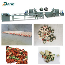 Various Shapes Pet Treats /Dog Chews Snack Food Processing Extruder /Machine With CE Certificate