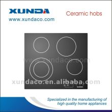 Leading for 4 Burners Gas Cooktop Freestanding 4 Heating Zone Electric Ceramic Cooktop supply to Cyprus Exporter