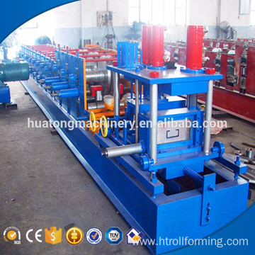 Promotion price 2.5mm thickness small gutter machine