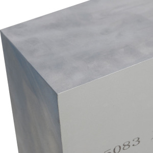 5083-H111 5mm thick 2400mm wide aluminum plate