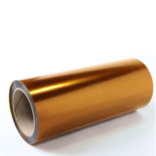 metallized polyimide film for voice coil speaker