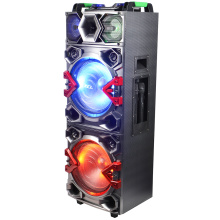 Karaoke trolley bluetooth speaker enclosure design