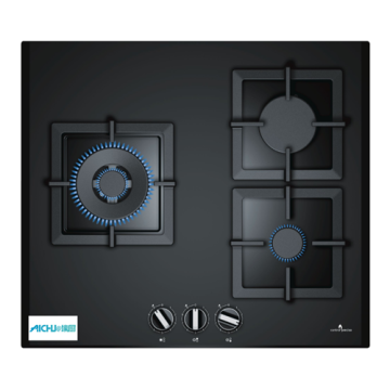 Kitchen Stove Singapore Black Gas Hob