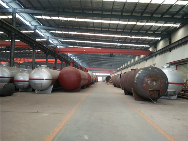 Ammonia Staorage Tanks shop