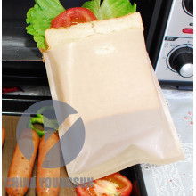 Customized for Grilled Cheese Toaster Bags High quality PTFE toast bag export to Moldova Importers