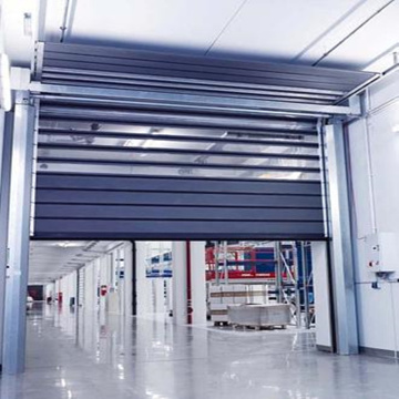 Fast Action Roller Spiral Door