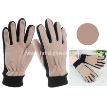 High Performance for Winter Fleece Gloves Polar Fleece Custom Sports Gloves supply to Faroe Islands Wholesale