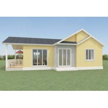 Fully Function Small Garden House