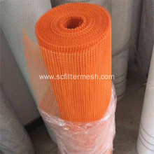 Orange Alkali Resistant Fiberglass Mesh for Building Wall