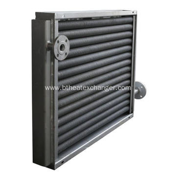 Steel-Aluminum Composite Finned Tube Heat Exchanger