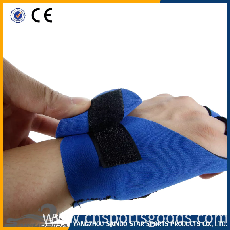 Elastic Sports Gloves