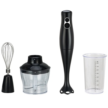 Good User Reputation for Hand Blenders 4 In 1 Cheap electric hand held food blender with whisk export to Indonesia Factory