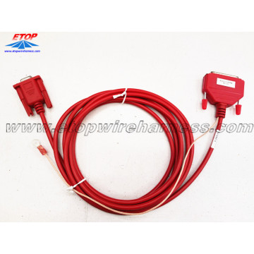 D-sub Data Cable Wire Assemblies