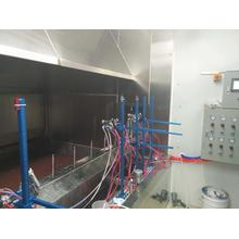 coating machine for heel