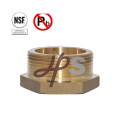 NSF61 approved Low Lead /lead free Brass bushing