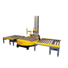 Good Quality for Pallet Wrapping Machine CE Certification Automatic Pallet Stretch Wrapper export to Paraguay Factory
