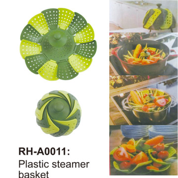 Plastic Steamer Basker for Steaming Food