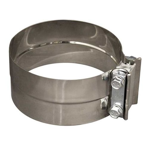 Lap Joint Band Clamp