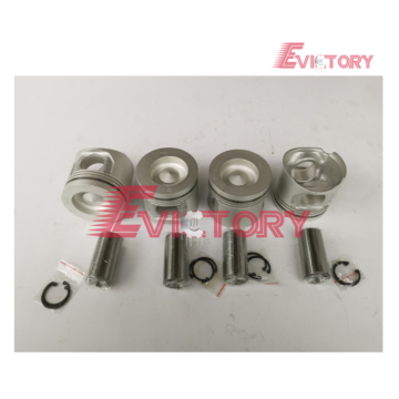 Excavator parts BF4M1012 piston connecting rod crankshaft