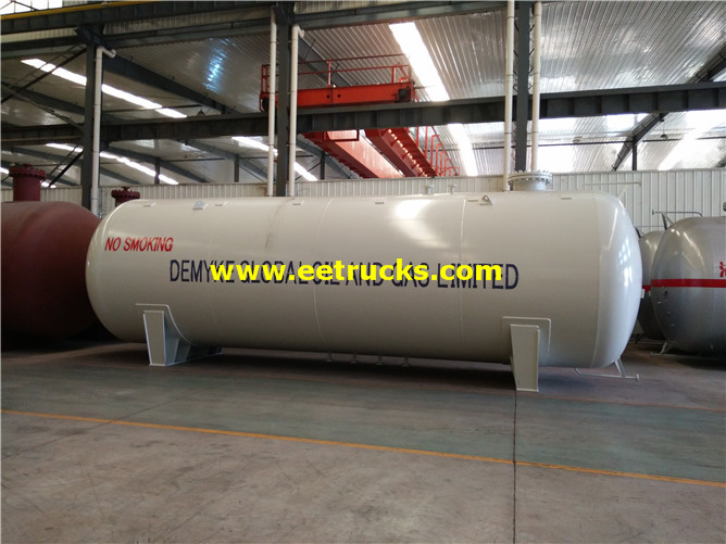 Bulk Propane Domestic Vessel