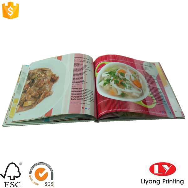 color cook book