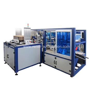 Carton automatic sealing packaging machine