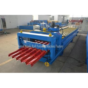 roofing glazing  tile roll forming machine