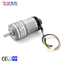 Fast Delivery for 37Mm Gear Motor Dc Gear Motor with encoder export to South Korea Importers