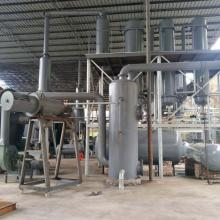 Customized for Waste Tyre Pyrolysis Machine Continuous Pyrolysis Oil to Diesel Plant export to Belarus Factory