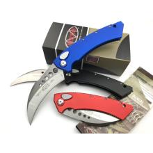 Karambit Shape Automatic Knife Pocket Knife