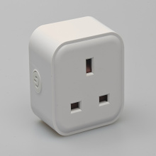 UK single output WIFI smart socket
