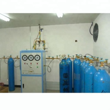 Oxygen Cylinder Refilling Equipment with Factory Price