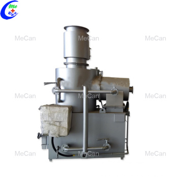 Good service industry sanitary napkin incinerator