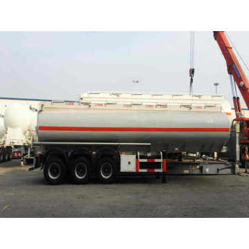 3 Axle 45-60CBM Semi Trailer Oil Tank Truck