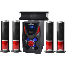 5.1 multimedia usd speaker system with usb
