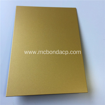 90% Outdoor Used ACP Plastic Material MC Bond