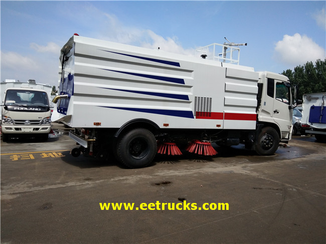 Dongfeng Road Sweeping Trucks