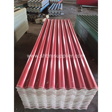 Anti-Corrosion Insulating Mgo Roofing Sheets
