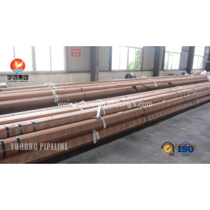 factory customized for  ASTM A209 Carbon Steel Seamless Boiler Tube GR. T1 supply to Israel Exporter
